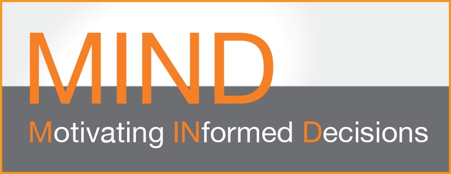 Making Informed Decisions (MIND) logo